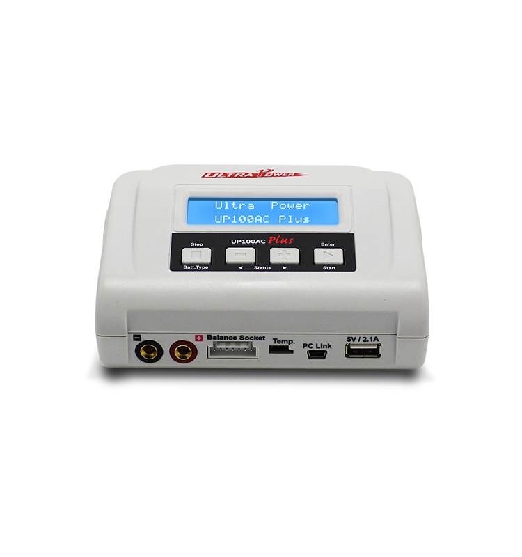 UP100AC Plus 100W 10A AC/DC Charger